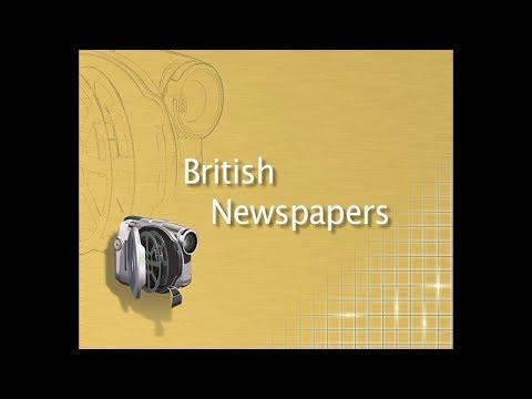 AS Media Studies: British Newspapers
