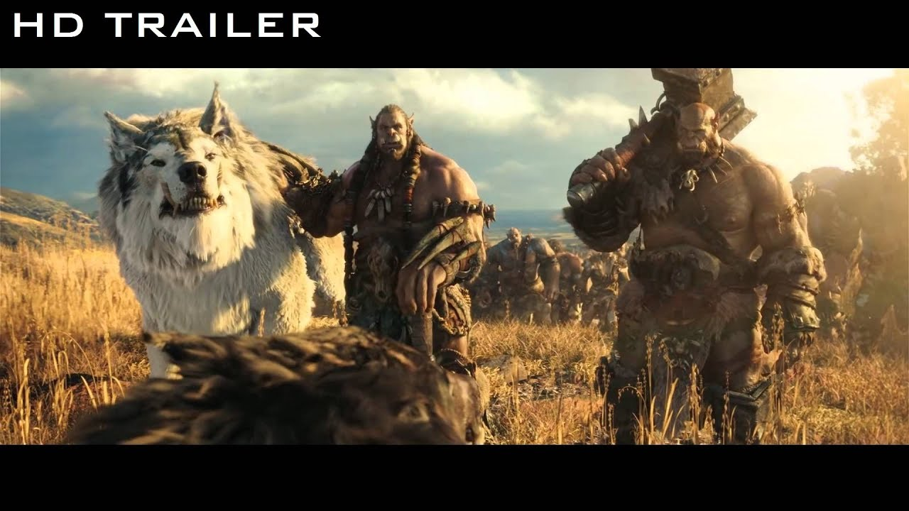 Warcraft 2 2018 Trailer Hd Youtube