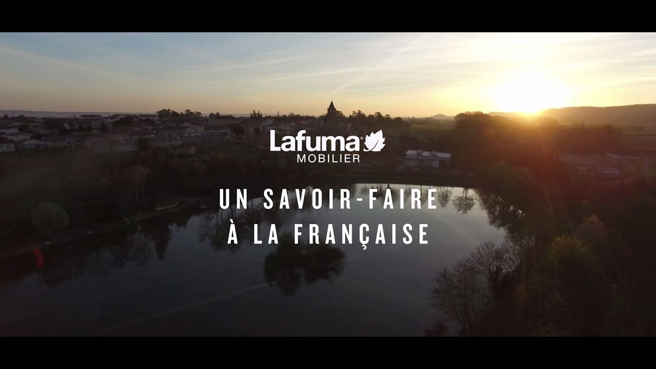 Lafuma Salon De Jardin Discover The Lafuma Mobilier Factory French 2017