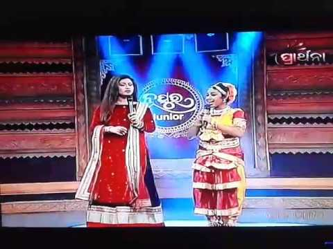 Nupur Junior One of the Dance reality show...