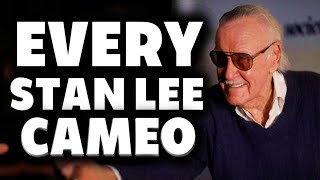 Every Stan Lee Cameo Ever (1989-2019) *Including Avengers Endgame* All Stan Lee Cameos Marvel Movies