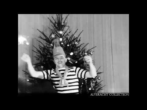 1950's Christmas party in Belgium, lgbtq interest