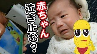 赤ちゃんにピーナッツくんを見せてみた結果…!!