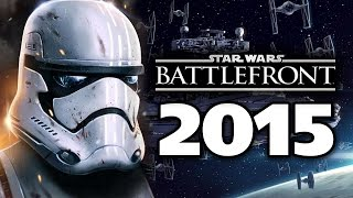 Star Wars Battlefront 3 2015 News: Early Access? DICE at GDC 2015; Q&A: Beta, Gameplay Coverage?