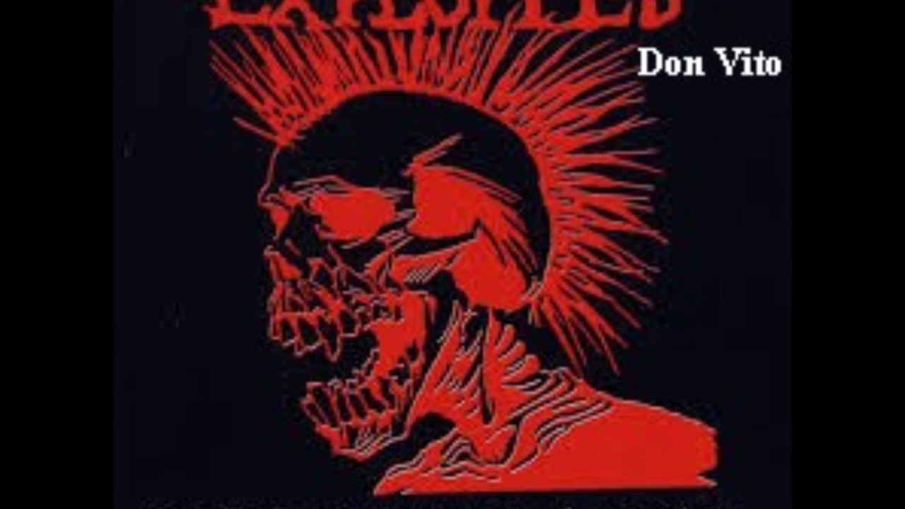 The Exploited - Let's Start a War