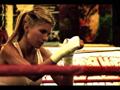 Marisa Miller Boxing