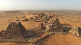 世界遺産 ~メロエの古代遺跡群(スーダン)~
