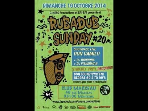 YUGO  DELTA FORCE SOUND JPN@RUB A DUB SUNDAY#20