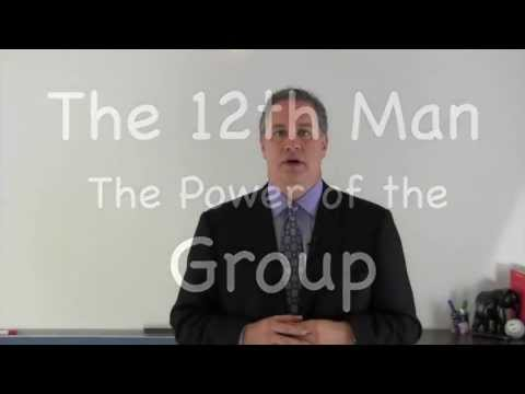 The 12 Man - The Power of the Group