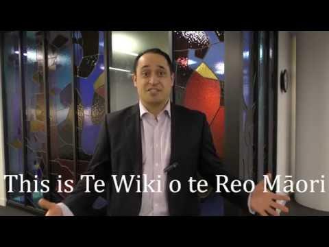 Welcome to Te Wiki o te Reo Māori 2016
