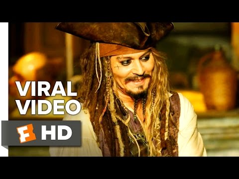 Pirates of the Caribbean: Dead Men Tell No Tales Viral Video (2017)  | Movieclips Coming Soon