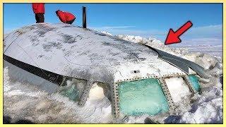 PRZERAŻAJĄCE RZECZY znalezione w lodzie!