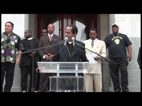 Caravan For Justice PART ONE 9.11.2015 Christopher Muhammad & Franzo King