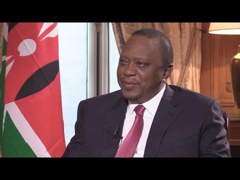 Uhuru Kenyatta: 'No single country alone can combat terrorism'