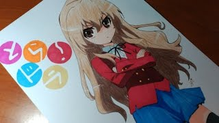 SPEED DRAWING AISAKA TAIGA ⋆TORADORA⋆ Drawings Eva