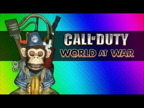 Thumbnail: Zombie Sniper Clan! (Call of Duty WaW Zombies Custom Maps, Mods, & Funny Moments)