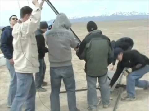 USU Chimaera Rocket Launch 2008