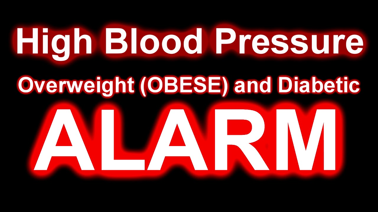 high blood pressure diabetes and obesity youtube youtube