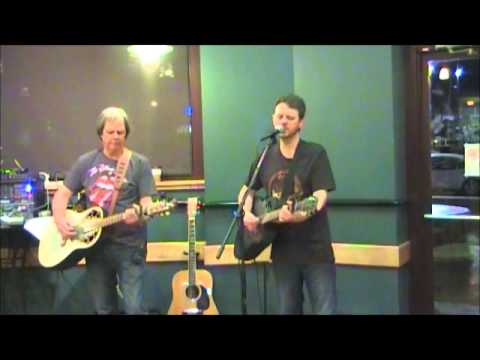 "The Eric Moseley Duo - ""Monkeys Typing Shakespeare"" Live at Java Jams"