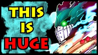 Download Deku's NEW power just CHANGED EVERYTHING!! | My Hero Academia / Boku no Hero One For All Quirk Twist