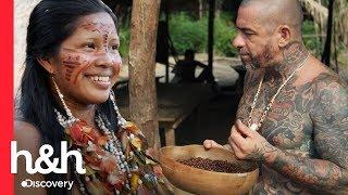 Fogaça cozinha com índios em Manaus | 200 Graus | Discovery H&H Brasil