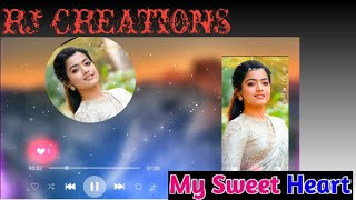 How To Make Music Cam Whatsapp Status  Video On Kinemaster In Telugu / By  RJ CREATIONS