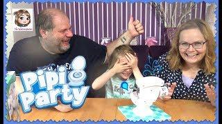 PIPI PARTY 💦 Igitt Igitt - Das Klo ist kaputt 💦 Alle werden nass | Toilet Trouble - Hasbro Gaming thumbnail