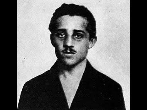 World War I: Gavrilo Princip's Final Days