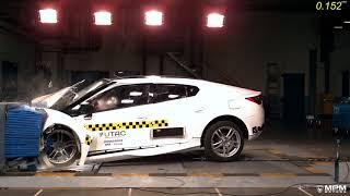 Тагаз Аквила (tagaz aquila) Краш тест MPM Motors PS 160