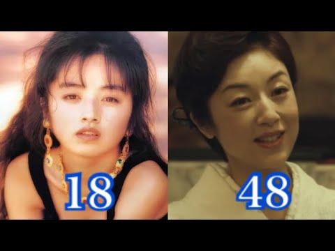 高岡早紀 15〜48歳