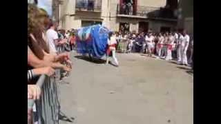 La Fête de l âne  camping du pont Gignac 2013