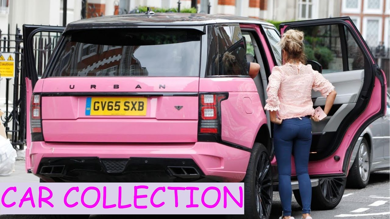 Katie price car collection (2018) - YouTube