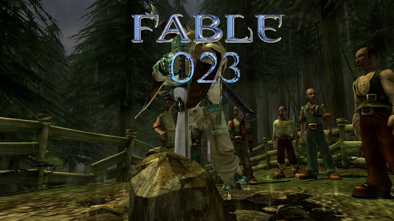 Fable: The lost Chapters #023 [GER] - Das Schwert im Stein - YouTube