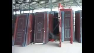 Производство металлических дверей. ООО ТК