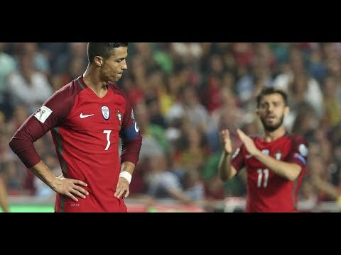 Portugal beats Switzerland 2 0 to earn World Cup berth
