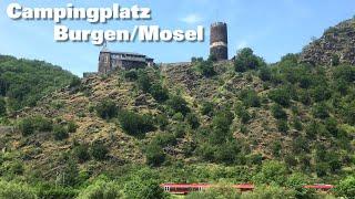 Campingplatz Burgen / Mosel