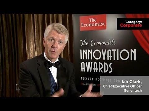 The Economist's Innovation Awards 2013