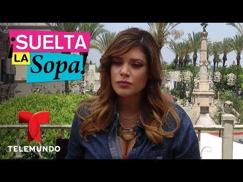 Angélica Celaya habla de su embarazo durante grabación  Suelta La Sopa  Entretenimiento