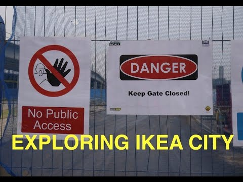 Post-Olympic London - Welcome to IKEA Town