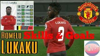 Romelu Lukaku Skills & Goals - Dream League Soccer 2018