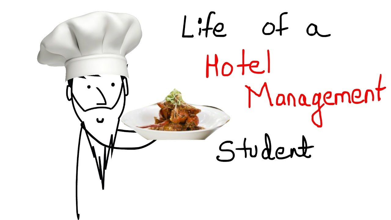 Life Of A Hotel Management Student Youtube
