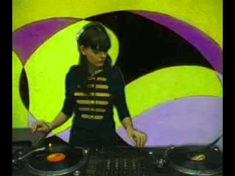 Olga Bohan @ RTS.FM Studio - 23.02.2009: DJ Set