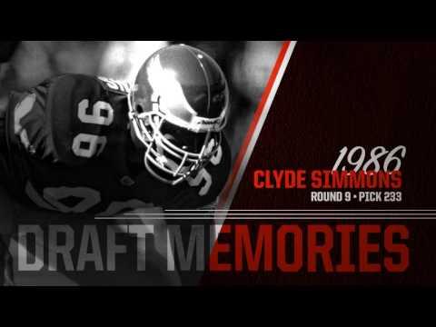 Draft Memory: Clyde Simmons