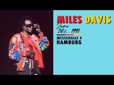 Miles Davis- June 28, 1991 Messehalle 4, Hamburg
