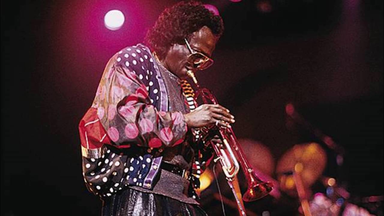 Montreux Jazz Festival >> Miles Davis- June 28, 1991 Messehalle 4, Hamburg - YouTube