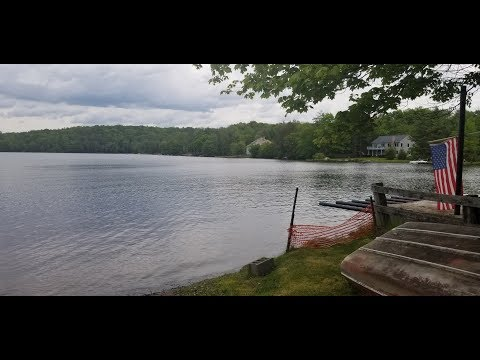 Tour Of Sackett Lake - 32 Richards Ave, Monticello NY In The Catskills - 2 Hours From NYC
