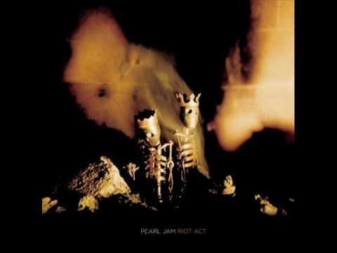 Pearl Jam - Can't Keep (Riot Act)