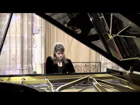 Blandine Waldmann joue Brahms Variations sur un thème original opus 21 n°1