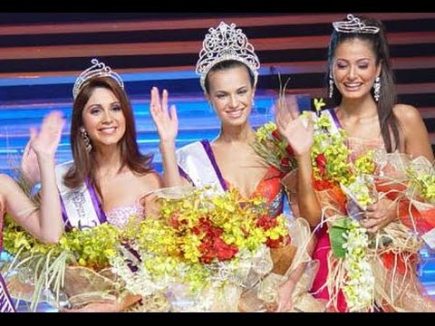 Miss Asia Pacific 2003 - Miss Russia ( Part 2) Мисс Азия и О