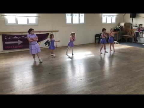 MONDAY PRIMARY BALLET Parent Performance